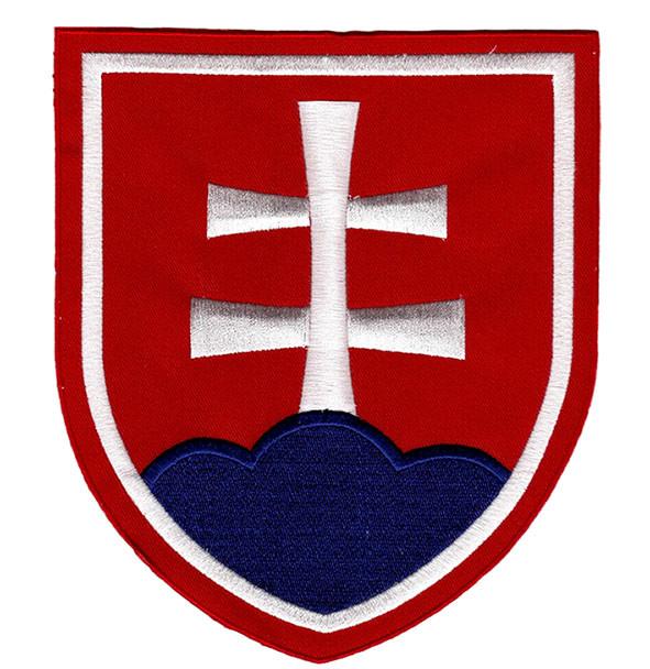 a7388b9be Nažehľovačka Slovenský znak 20x17cm - Galantéria Ribbon